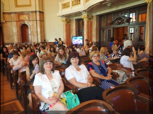 ОМЕП-Сливен - участие в конференция