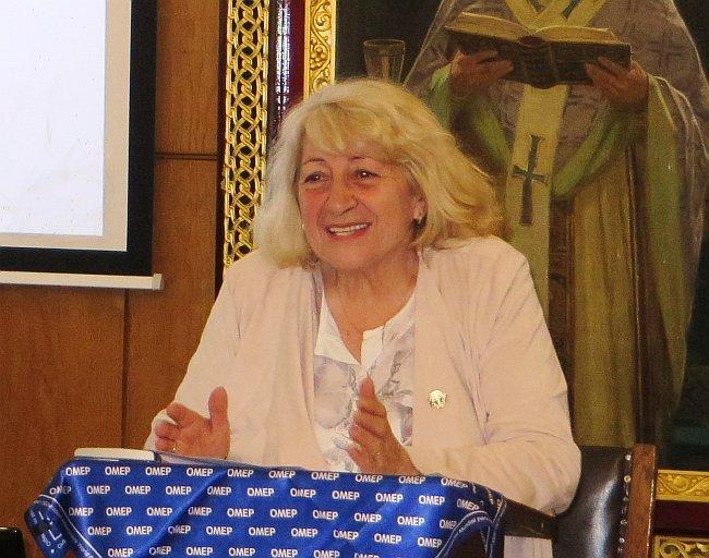 prof. Elena Roussinova - OMEP-Bulgaria