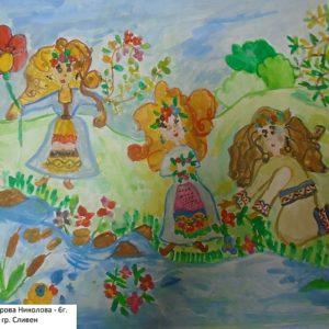 Ivana Nikolova-risunka