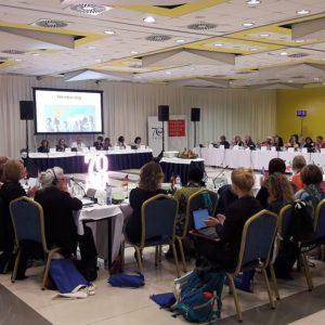 70 години World OMEP - конференция в Прага - 01