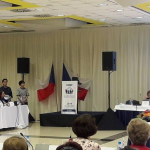 70 години World OMEP - конференция в Прага - 02