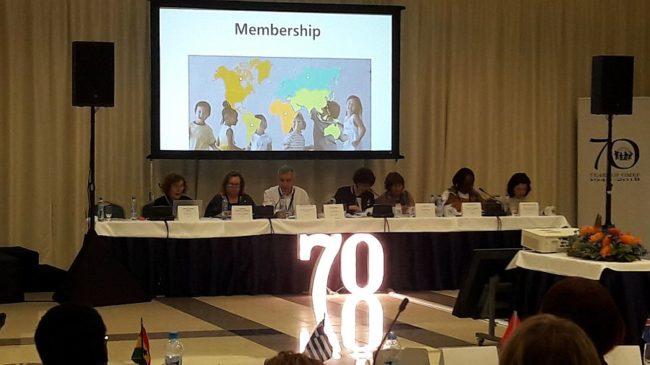 70 години World OMEP - конференция в Прага - 03