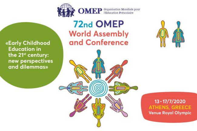 Svetovna konferencia na OMEP-2020